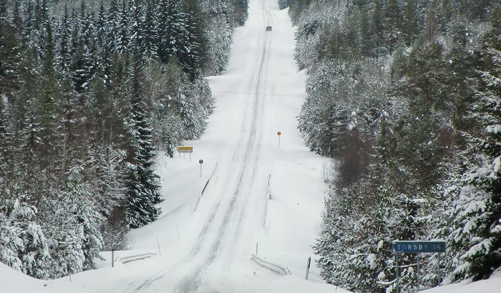 Snö och halkbekämpning
